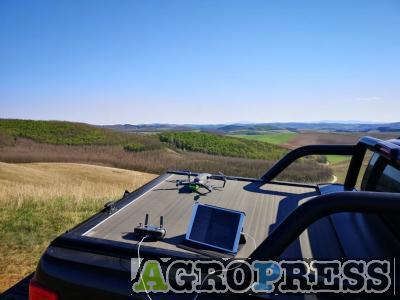DroneSol - Vadkárfelmérés, növényelemzés légifelvételek alapján