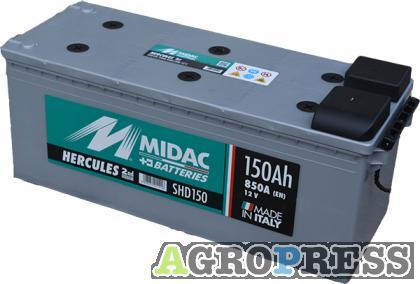 Akkumulátor 12V 150Ah